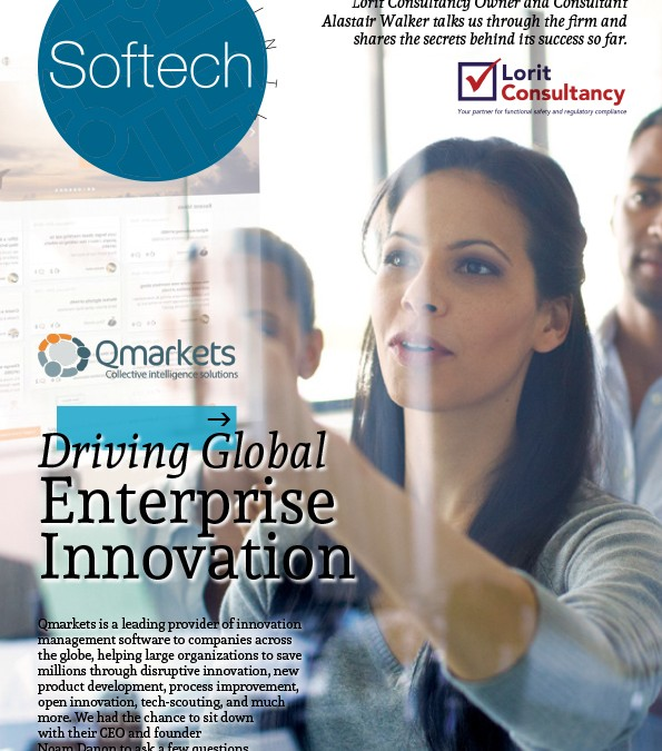 Lorit Consultancy in Softech INTL Magazine